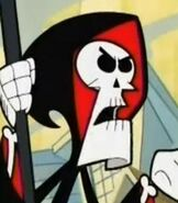 The Grim Reaper in The Grim Adventures of Billy and Mandy