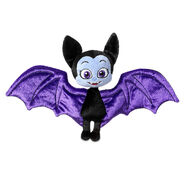 Vampirina bat plush