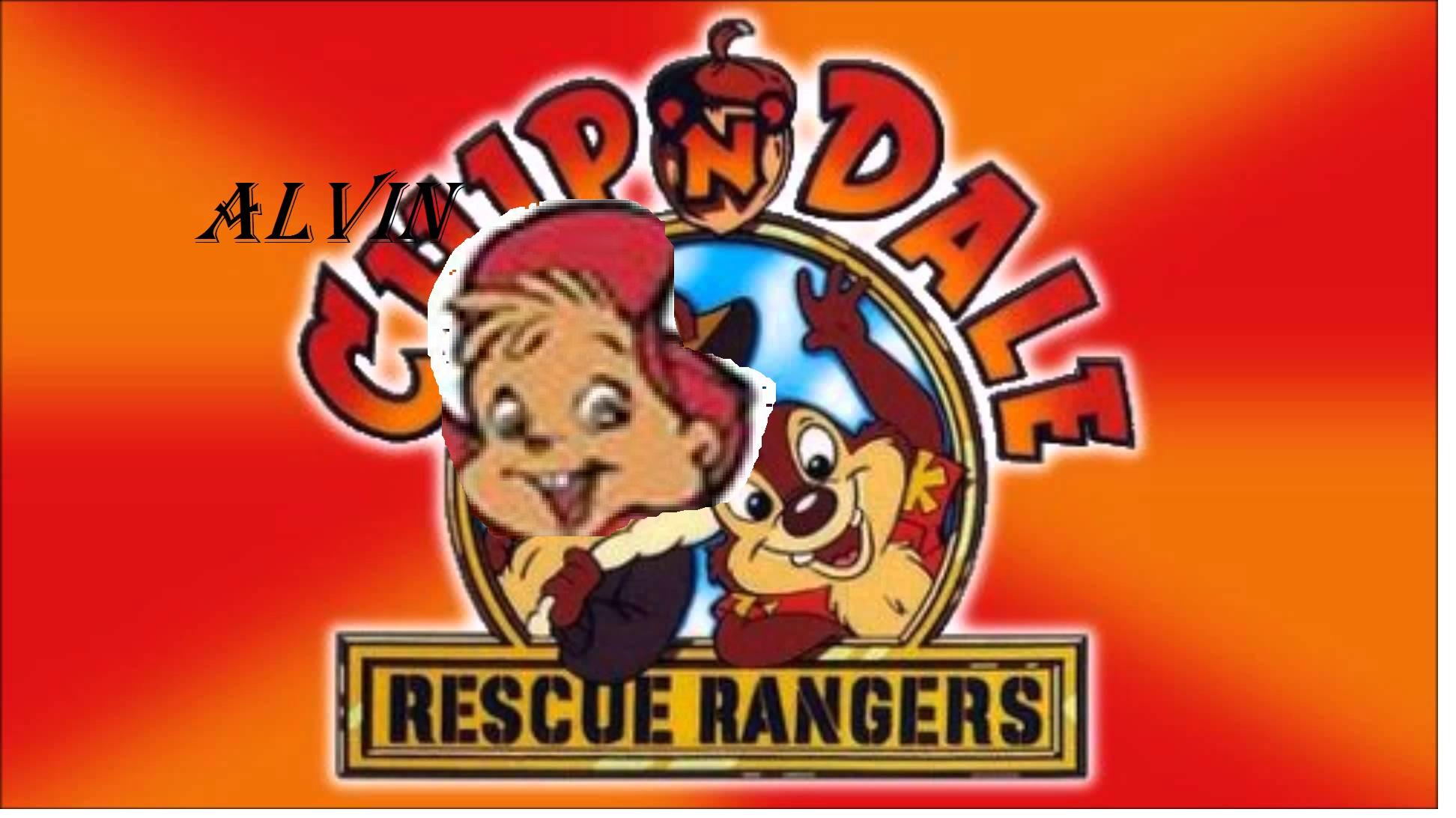 Alvin 'n Dale Rescue Rangers