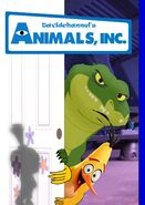 Animals, Inc. (2001) Poster