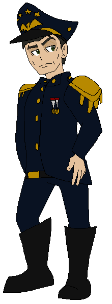 Captain Granville