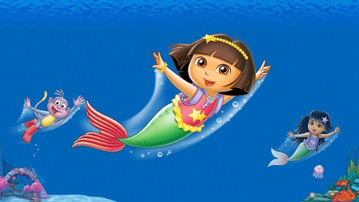 Maribel the Mermaid