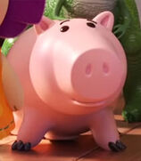Hamm in Toy Story 4