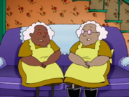 Muriel and maria are together