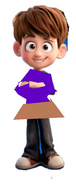 Nate (In Sakura's Outfit)