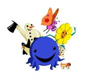 Oswald and Friends as Chris.jpg