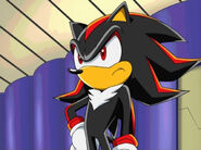 Shadow in Sonic X