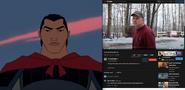 Shang vs Psycho Dad