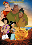 The Peasant of Peru (The Prince of Egypt) Parody Poster (Now Available Version)