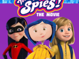 Totally Spies! The Movie (LUIS ALBERTO VIDEOS GALVAN PONCE Style)