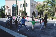 3M.T.O. Los Angeles Winter Solstice Kids Day
