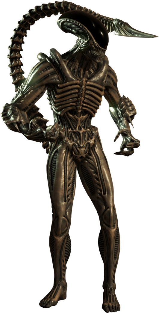 Alien (Wanda and the Alien)