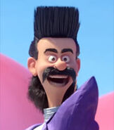 Balthazar Bratt in Despicable Me 3