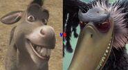 Donkey vs Vlad Vladikoff