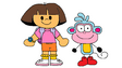 Dora and Boots in My Style 2