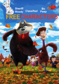 Free characters poster