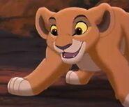 Kiara (Young) in The Lion King II Simba's Pride (1998)
