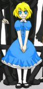 Lucy 64zl anime character