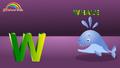 Rainbow Kidz Whale