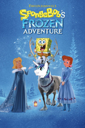 Spongebob's Frozen Adventure (Davidchannel's Version) Poster