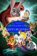 The Little Mer-Rabbit 3 Judy's Beginning Poster