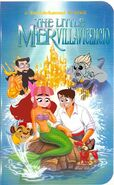 The Little Mer-Villavicencio 1990 VHS Poster
