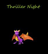 Thriller Night Poster