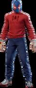 Wrestler Suit from MSM render
