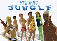 Young Jungle by Glee-chan