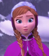 Anna in Kingdom Hearts III