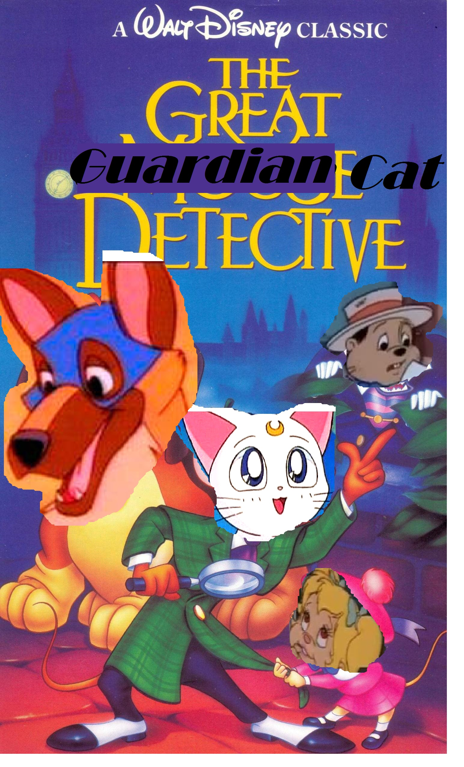 The Great Guardian Cat Detective
