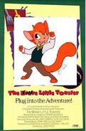 Brave Little CAT poster Dinosaurkingxo