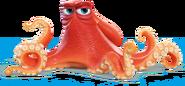 Hank the Octopus Render