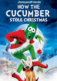 How the cucumber stole christmas 2000 poster