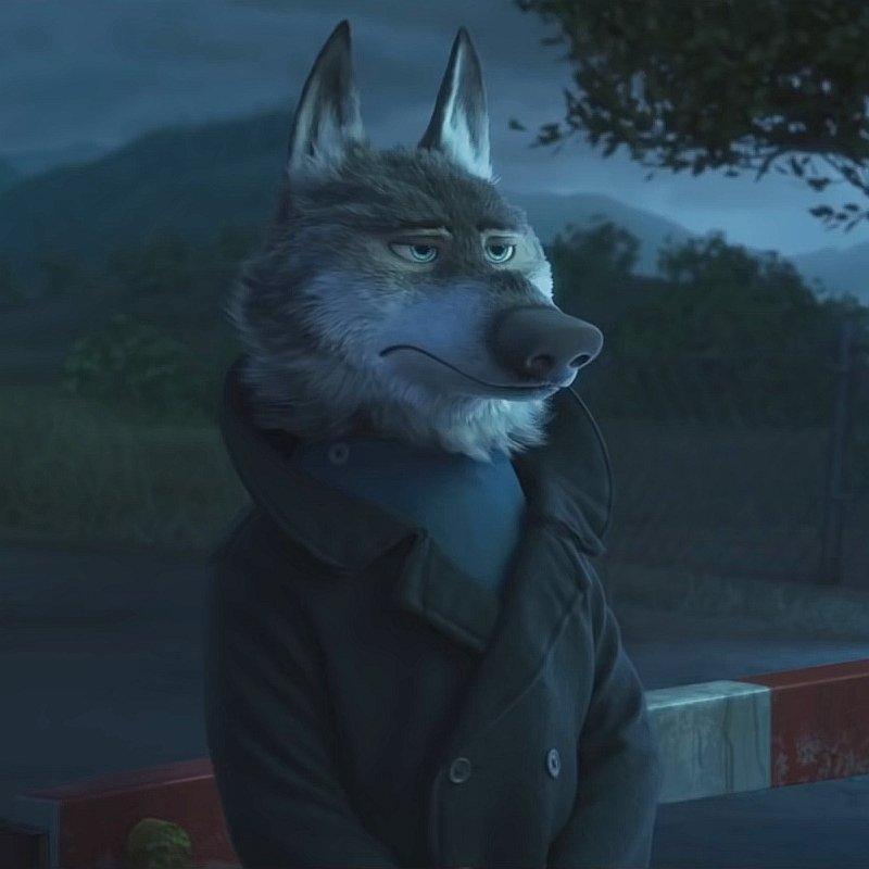 Wolves (Zootopia)