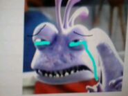 Randall boggs crying