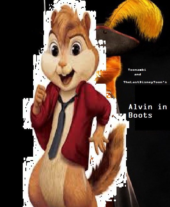 Alvin In Boots