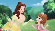 Belle and Sofia