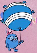 Bumpballoon