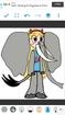 Elephantized Star