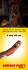 Ginger Hates Sausage Party