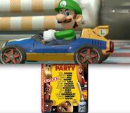Luigi Hates Sausage Party (My Version)