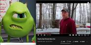 Mike Wazowski vs Psycho Dad