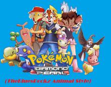 Pokemon Diamond and Pearl (TheBluesRockz).png