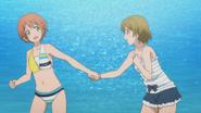 Rin and Hanayo