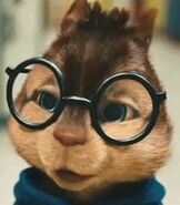 Simon Seville in Alvin and The Chipmunks The Squeakquel