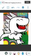 Stanley Griff as Indominus Rex