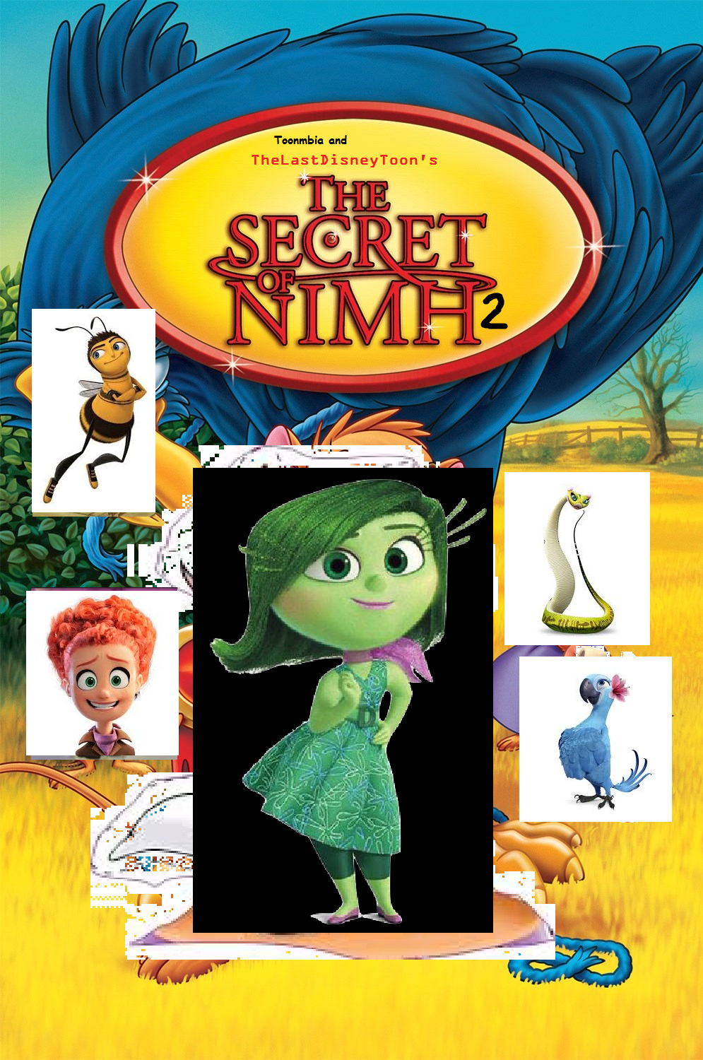 The Secret of NIMH 2 (TheLastDisneyToon and Toonmbia's Style)