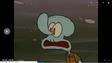 Windy Squidward