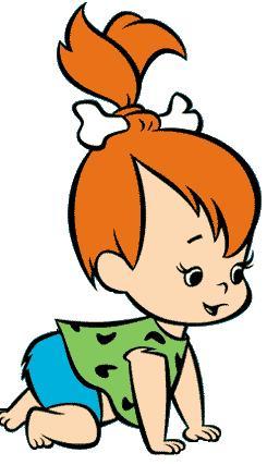 Pebbles Flintstone